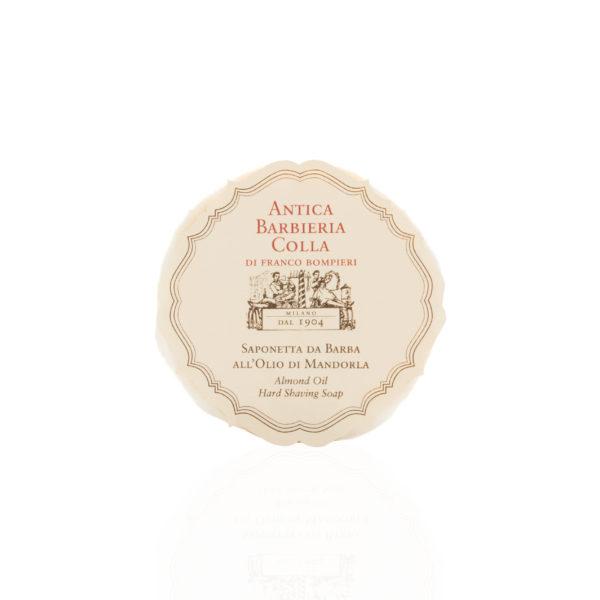 Saponetta da Barba all'Olio di Mandorla Antica Barbieria Colla