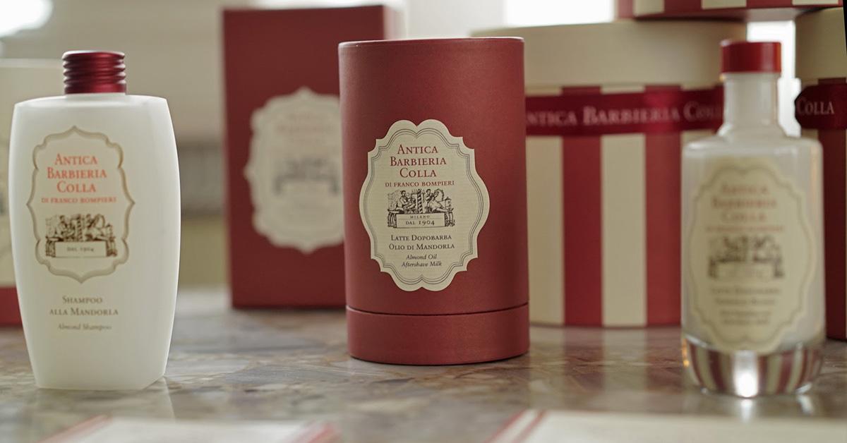 Promozione Antica Barbieria Colla: a settembre un regalo per te